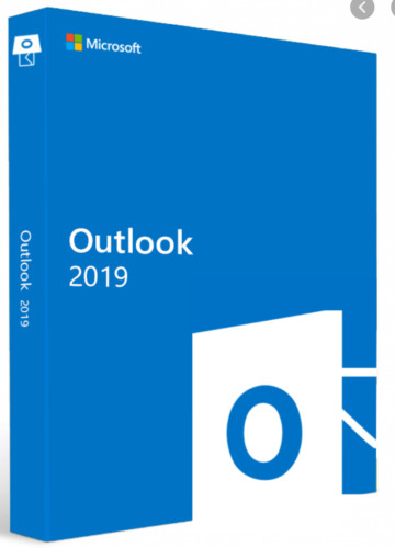Microsoft Windows Outlook 2019 Retail On USB For 1 PC