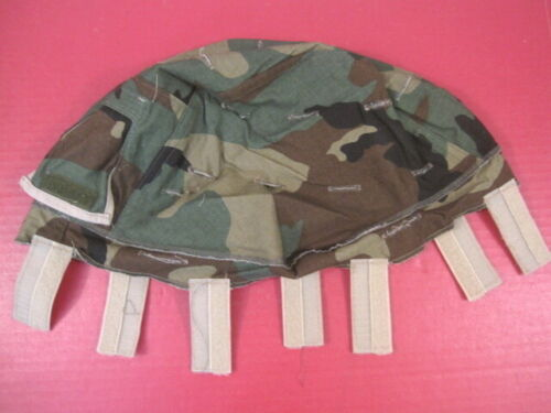 Small//Medium US Army OCP Scorpion Camouflage ACH or MICH Helmet Cover