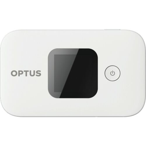 Optus 4G WiFi Modem + 50GB Data - White