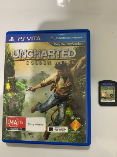 Uncharted For PS Vita. Excellent Condition 😃
