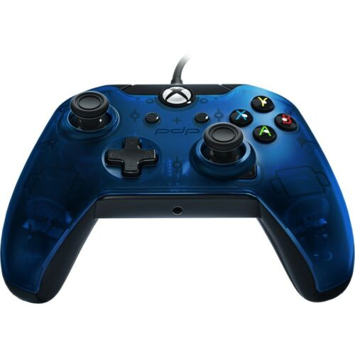 PDP Wired Controller for Xbox One - Blue