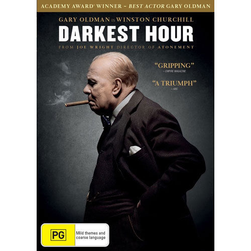 Darkest Hour NEW DVD (Region 4 Australia)