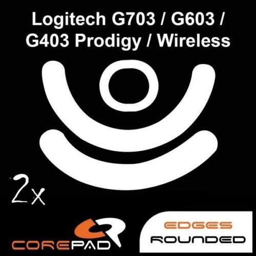 Corepad Skatez Mouse Feet for Logitech G403 / G603 / G703
