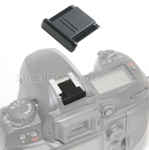 Protection Couvre Contacts Chariot Flash Nikon Canon Pentax sony Comme BS-1