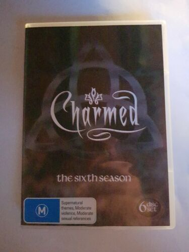 Charmed Season 6 DVD Region 4