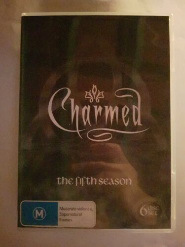 Charmed Season 5 DVD Region 4