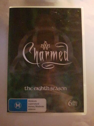 Charmed Season 8 DVD Region 4
