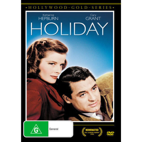 Holiday NEW DVD (Region 4 Australia)
