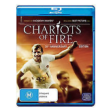 CHARIOTS OF FIRE BLU RAY - NEW & SEALED 30th ANNIVERSARY EDITION, BEN CROSS