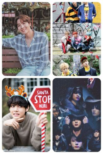 BTS Photo Cards Set (Receive 15+ Photocards)