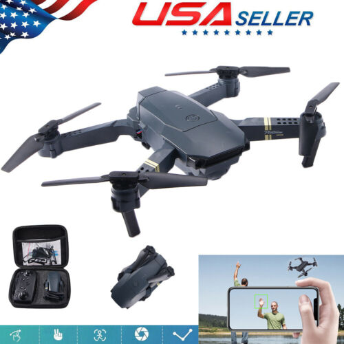 Mini Drone Quadcopter Selfie WIFI FPV HD Camera Foldable Arm RC Toy US STOCK