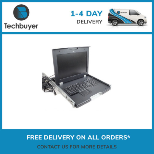 AG066A HP TFT7600 KVM CONSOLE TFT 17 - COMPLETE - INTL