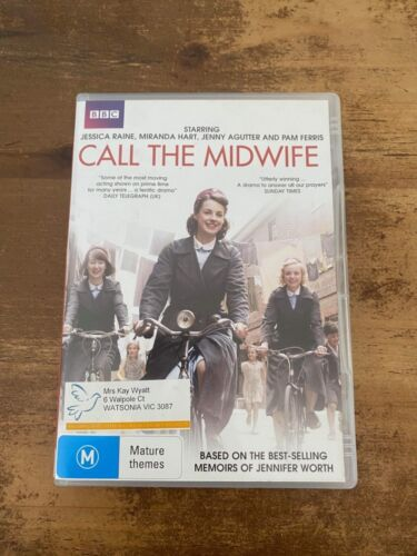 CALL THE MIDWIFE DVD TV SERIES SEASON ONE DRAMA EXCELLENT CONDITION