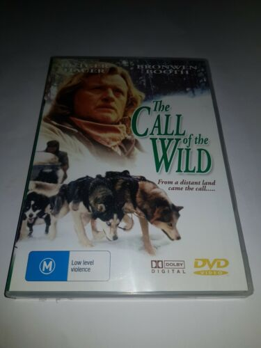 The Call Of The Wild Dvd All Region