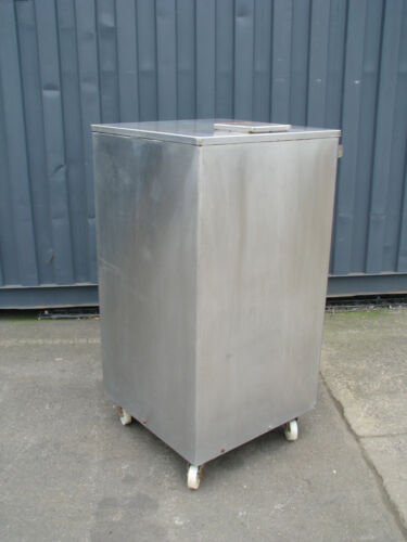 Stainless Steel Double Skin Fry Oil Container Tank - 350L
