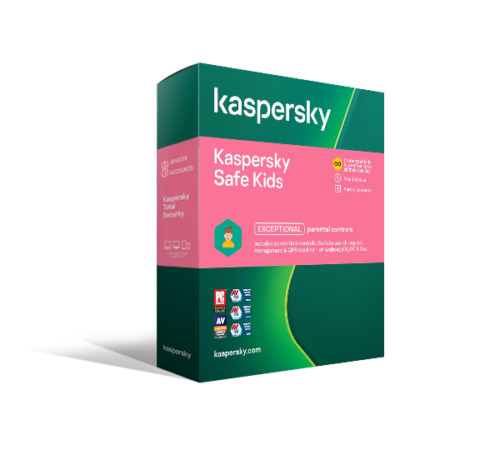 Kaspersky Safe Kids Premium 1 Year 1 User License Key 2020