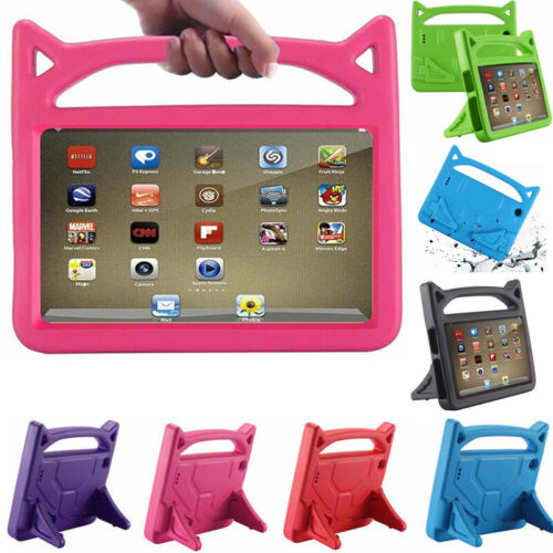 Kids Stand Shockproof Case For Amazon Fire 7 HD 8 10 2019 9th 8th 7th Generation