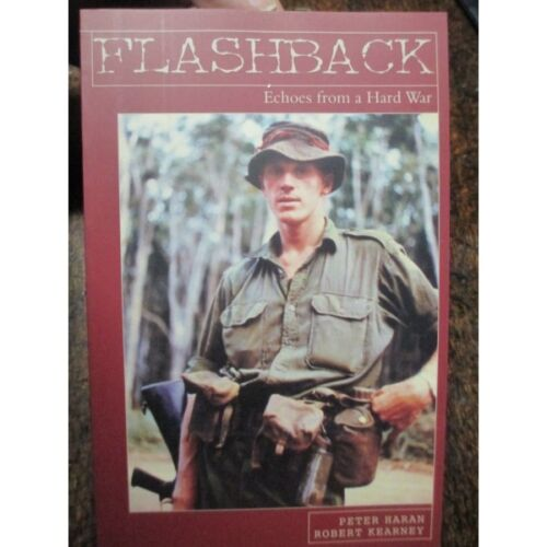 Flashback - Echoes from a Hard War - Australian Stories Vietnam 5th Battalion ++1961 - 1975 (Vietnam) - 36060