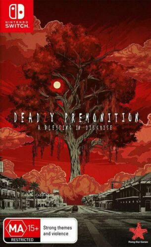 Deadly Premonition 2 A Blessing In Disguise Nintendo Switch Brand New AU Stock