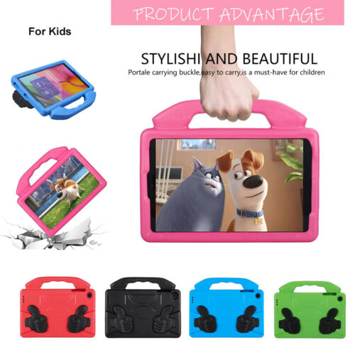 Kids Shockproof Stand Case For Samsung Galaxy Tab A 10.1 T510 8.4 T307U 2020 4 8