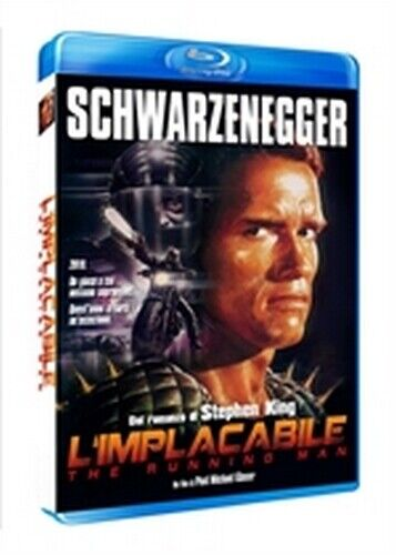 L'implacabile - The Running Man (Blu-Ray Disc)