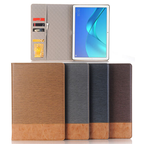 Leather Shockproof Stand Case For Huawei MediaPad M5 Pro10.8 M6 M3 Lite T5 T3 10