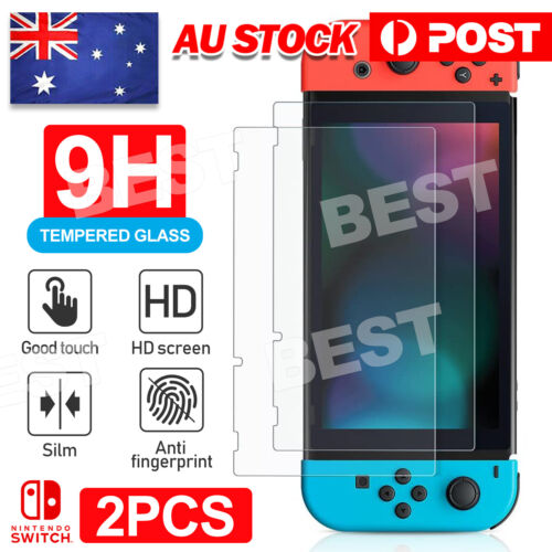 For Nintendo Switch Tempered Glass Screen Protector Film For Nintendo Switch