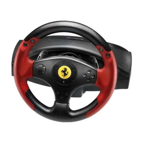 Thrustmaster Ferrari Red Legend Edition Racing Wheel For PC / PS3