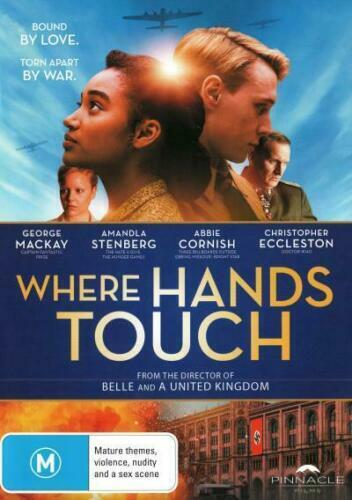 Where Hands Touch DVD NEW, FREE POSTAGE WITHIN AUSTRALIA REGION 4