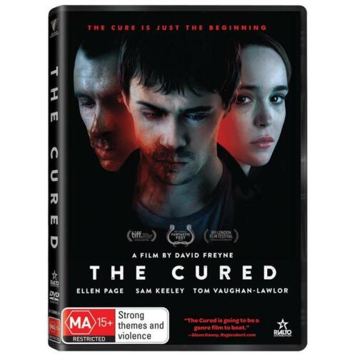 THE CURED DVD, NEW & SEALED, FREE POST