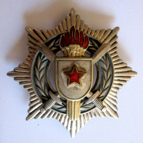 YUGOSLAVIA - ORDER OF MILITARY MERIT 3rd CLASS, SILVEROther Militaria - 135