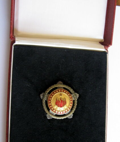 YUGOSLAVIA - ORDER OF BROTHERHOOD AND UNITY, 1st CLASS, 5 FLAMES, SILVER, # 2030Other Militaria - 135