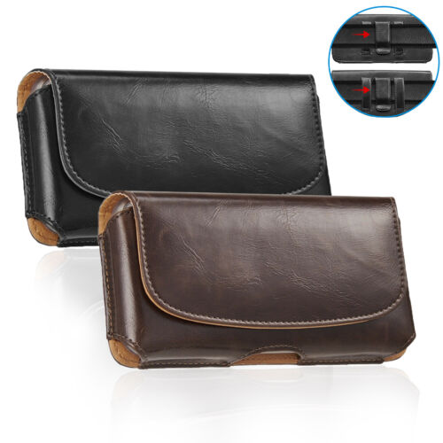 Pouch Case Belt Clip Holster for iPhone 12 Pro Max 11 Pro Max XS Max 6/7/8 Plus