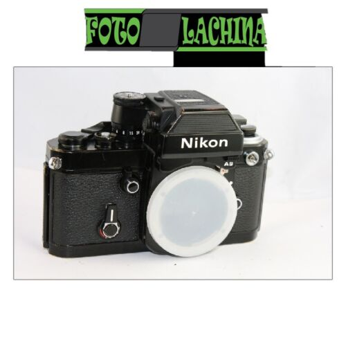 Nikon F2 AS con Photomic DP-12