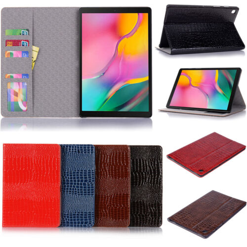 Leather Shockproof Flip Case Cover For SamsungGalaxyTabA7SM-T500 T505 Tablet