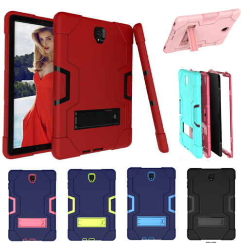 Kid Shockproof Stand Heavy Duty Case For Samsung Galaxy Tab S4 10.5 SM-T830 T835