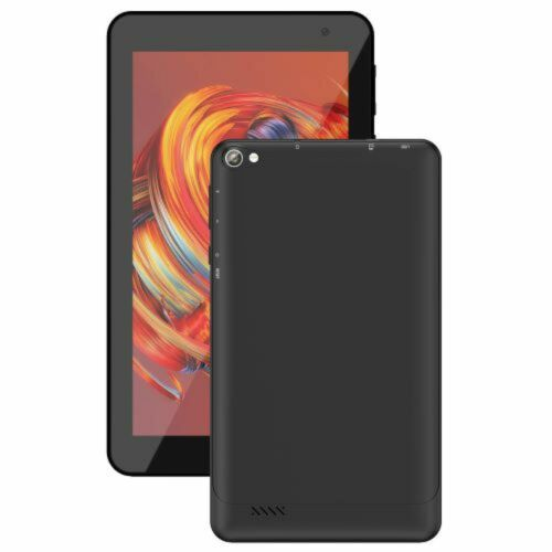 Laser 7 inch IPS Android 16GB Tablet Onyx Black