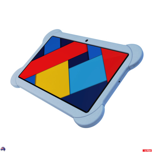 Laser 10 inch Silicone Case for MID-1085 Tablet Blue