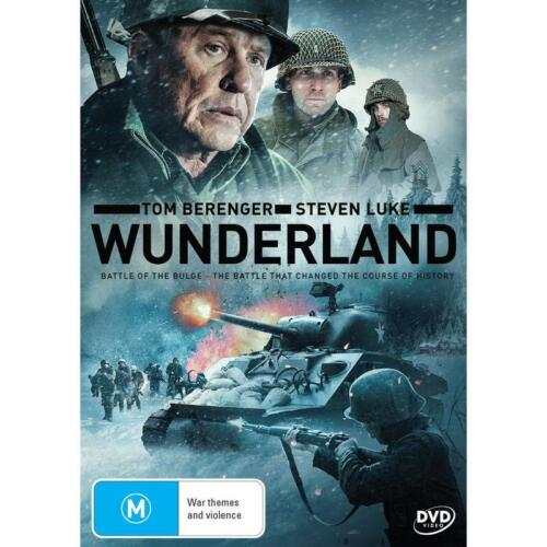 WUNDERLAND DVD, NEW & SEALED ** NEW RELEASE ** FREE POST
