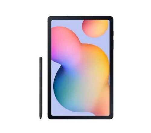 "Samsung Galaxy Tab S6 Lite Wi-Fi 128GB Storage 4GB RAM 10.4"" Android Tablet Grey"