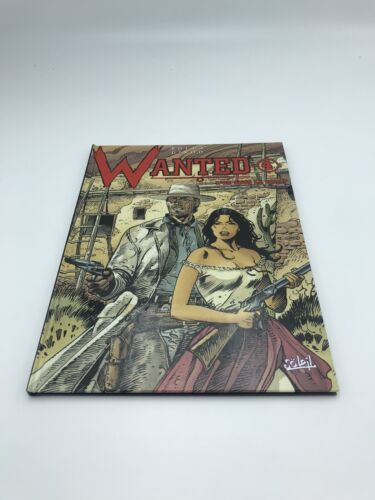 🌟BD WANTED  L'OR SOUS LE SCALP TOME 4 ED SOLEIL