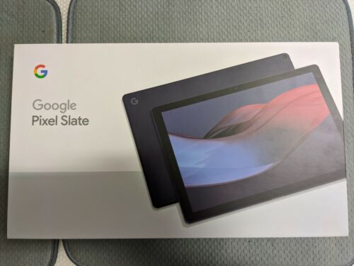 Google Pixel Slate Intel Core i7 | 256GB eMMC | 16GB RAM Wi-Fi Tablet + Keyboard
