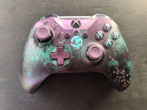 Sea of thieves limited edition xbox controller - very good condition