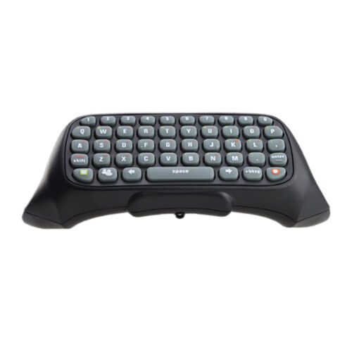 Wireless Controller Messenger Game Keyboard Keypad ChatPad For XBOX 360 CRS*