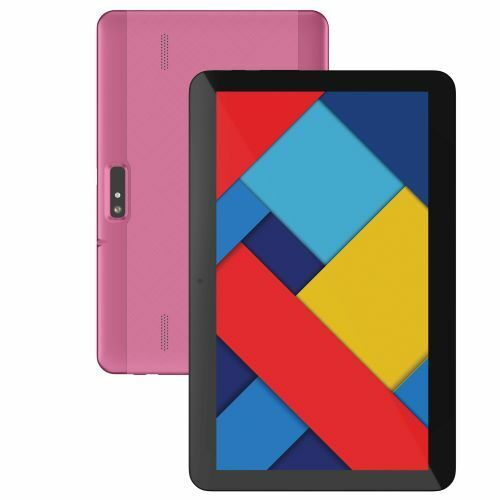 Laser Quadcore 10 inch Android 16GB Tablet Rose Pink