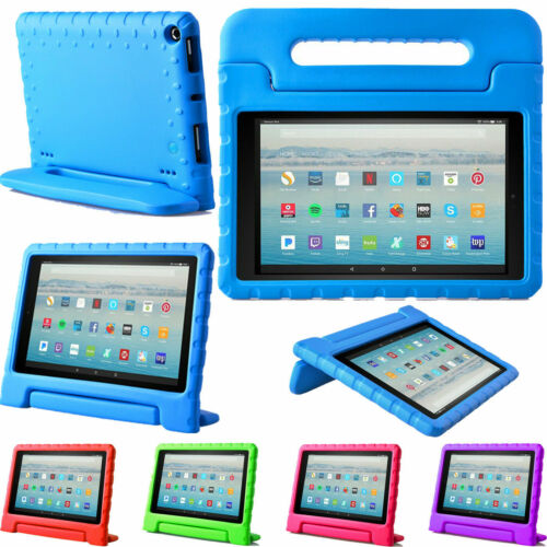 Kid Heavy Duty Stand Shockproof Case Cover For Amazon Fire HD10 5th 7th 9th 2020