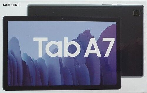 New Samsung Galaxy Tab A7 WiFi 32GB Dark Grey (2020)