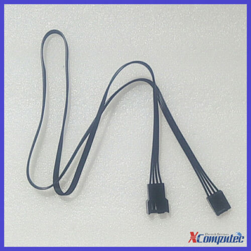 4Pin PWM Fan Extension Cable Male to Female From Corsair iCUE Commander Pro 60cm
