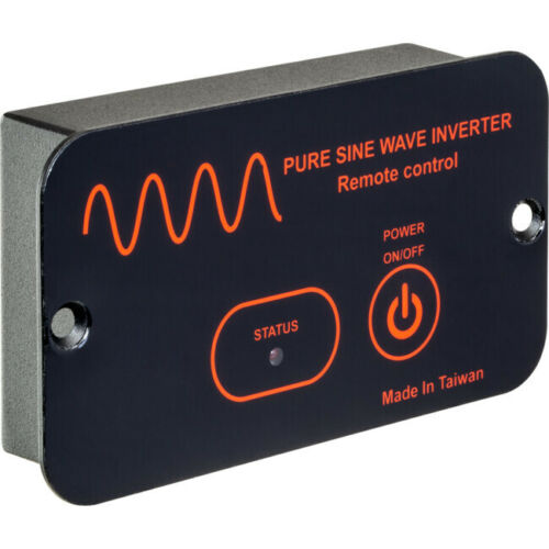 Power On/Off Regular Remote Control For TSI700W Inverters with 5M Cable