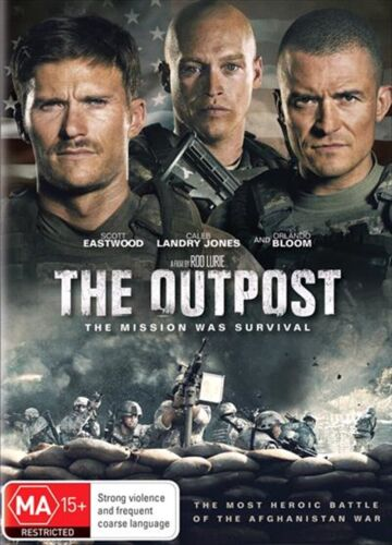 THE OUTPOST DVD, NEW & SEALED ** NEW RELEASE ** 130121, FREE POST